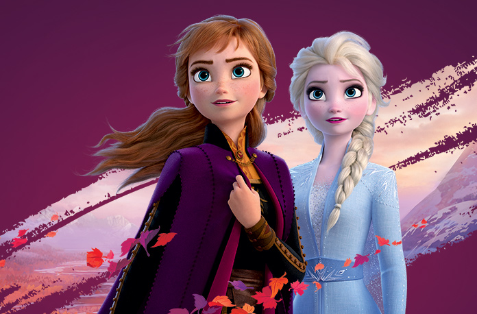 Kellogg's Frozen 2