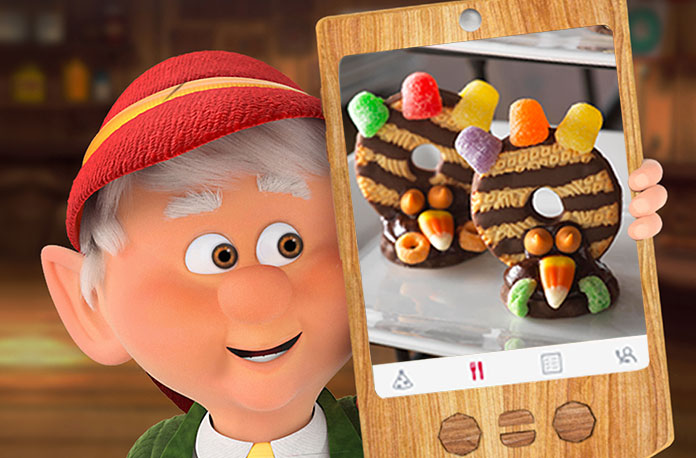 Keebler Party Planner App